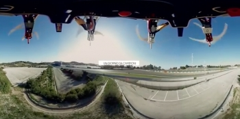 GP3, video VR 360 MPEG4, 4K per Fabio Spiranelli